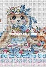 Bunny in Wonderland - Svetlana Sichkar