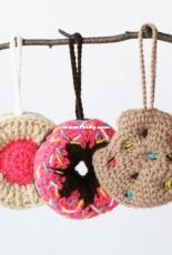 Erin Black - MidKnits - Sweet Treats Ornament Collection