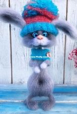 Vazaniy Cat - My Fluffy Bunny