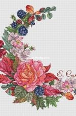 Lovely Stitches - Between Summer and Spring by Ekaterina Seryogina