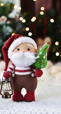 Ludaorlova Toys - Lyudmila Orlova - Good Gnome