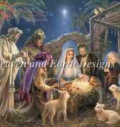HAEDJG 26492 The Nativity - Dona Gelsinger
