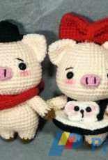 My BaoBeiLin -  Pig Lovers - Chinese