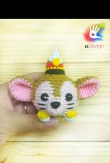 Udezign - ervinna Lee - Timothy mouse