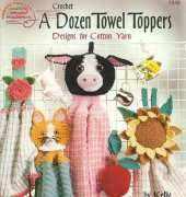 ASN-1249 Kelly Robinson - A Dozen Towel Toppers