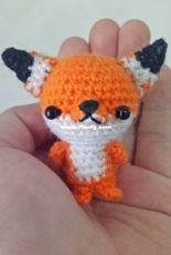 Amigurumi Fox