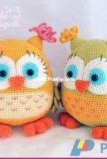 Marina Chuchkalova - Colorful owl