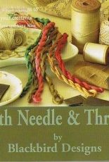 Blackbird Designs BBD - With Needle and Thread