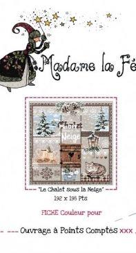 Madame la Fee 160 - Le Chalet sous la Neige