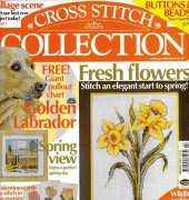 Cross Stitch Collection-N°088 February 2003