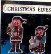 Willmaur Christmas Elves - P929 - Hans & Erik