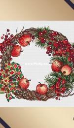 Christmas Apples by Anastasia Eremeeva
