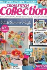 Cross Stitch Collection Issue 265 August 2016