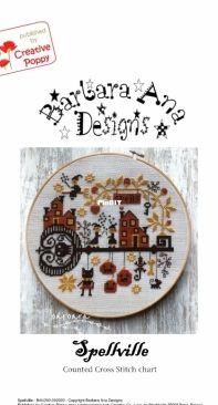 Barbara Ana Designs BAN292 Spellville
