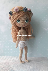 Elena Zonova - Zontik Lena - Doll Body Russian