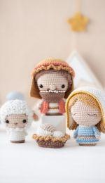 Aradiya Toys - Olka Novytska - Nativity minis - Nacimiento minis- spanish