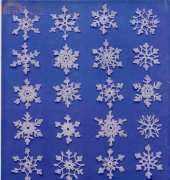 Annies Attic 878806 Teeny Tiny Snowflakes (crochet)