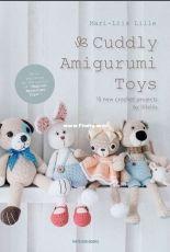 Lilleliis - Mari-Liis Lille - Cuddly Amigurumi Toys