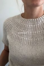 Anker's Summer Shirt by PetiteKnit - English, Danish