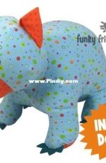 Funky Friends Factory -  Wodger Wombat Plush Toy