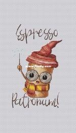 Fun Sheep FS / 20-053 - Espresso Patronum by Anastasia Kravtsova / Eremeeva