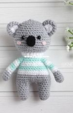 Knit Friends - Svetlana Altunina - Mini Koala