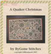 ByGone Stitches - A Quaker Christmas