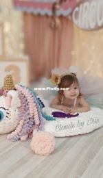 Clouds By Iris - Klyut Irina - Mia unicorn
