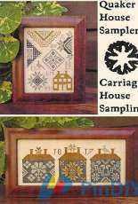 Carriage House Sampling CHS - Quaker House Sampling