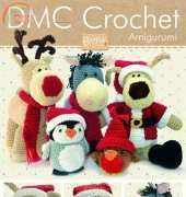 DMC Crochet- Boofle and friends