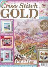 Cross Stitch Gold Issue 119 July 2015