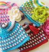 Fruit Loop Beanie By Crochet Dreamz