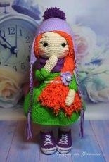 Maria Ustyushkina - Doll Alisa - Russian