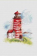 Nadezhda Nagornaya. Lighthouse 2