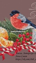 Ameli Stitch - December by Anna Smith (Kuznetsova)