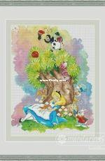 Mandarinks Design - Alice in Wonderland by Nadezhda Grigoryeva