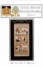 Little House Needleworks LHN 057 Yesteryear