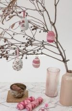 Lincraft - P038 Easter egg tree Amigurumi Decorations - Free