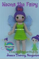 Neogurumi - Jessica Doering - Neona the fairy - Free