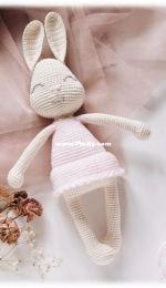 In Loops Pattern - Vpetelkah - Tatyana / Tatiana Luchnikova - Sleepy Bunny