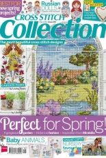 Cross Stitch Collection 235 - May 2014