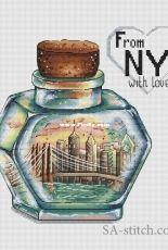 Sichkar Svetlana from new York with love