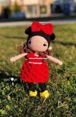 Ays Toys - Ayse Ozturk - Miny doll