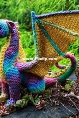 Crafty Intentions - Megan Lapp - Dragon