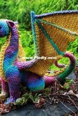 Crafty Intentions - Megan Lapp - Dragon