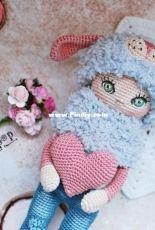 Handi Hats Design - Lollipop Dolls - Katushka Morozova - Mila Doll