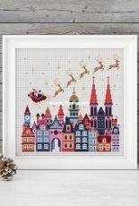 Stitchrovia - Santa's Here by Emma Congdon