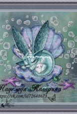 Nadezhda Kazarina -Dragon with pearls