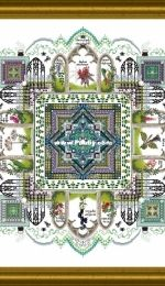 Poison Garden from Chatelaine Designs (ONL -177)