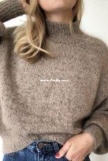 Balloon Sweater by PetiteKnit
